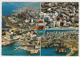 1477/ Modern BEIRUT / BEYROUTH.- Circulée En Espagne En 1966. Circulada A España (1966). Viaggata In Spagna (1966). - Líbano