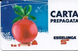 6-ESSELUNGA-CARTA PREPAGATA 10,00 EURO(ESAUSTA) - Carte Di Credito (scadenza Min. 10 Anni)