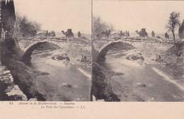 AUTOUR DE LA MEDITERRANEE. SMYRNE. LE PONT DES CARAVANES. LL. CIRCA 1910 - BLEUP - Turchia