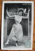 Louise WILLY Café-Concert Artiste Femme - Artisti