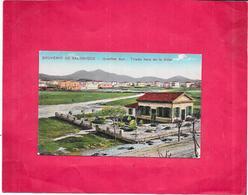 GRECE - CPA COLORISEE - Souvenir De SALONIQUE - Quartier Aya Triada Hors De La Ville - BES1 - - Greece