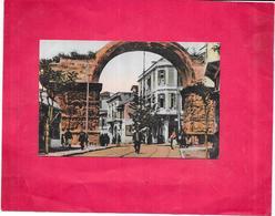 SALONIQUE   - GRECE - CPA COLORISEE - Arc D'Alexandre Le Grand - BES1 - - Grecia