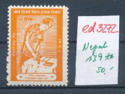 Nepal  Nr. 139 ** (ed3272 ) Siehe Scan - Népal