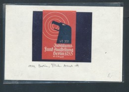 Vignette Berlin    (oo7506  ) Siehe Scan - Fantasie Vignetten