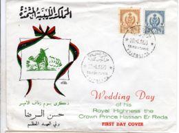 30.4.1959; Wedding Day Of His Royal Crown Prince, Seon Scan;, Lot 51137 - Libya
