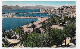 CANNES - N° 365 - VERS LE MONT CHEVALIER - L' ESTEREL - PLI EN BAS - FORMAT CPA NON VOYAGEE - Cannes