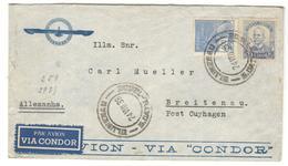 15050 - VIA CONDOR - Airmail