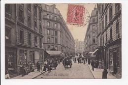 CPA 75 PARIS 18eme Rue Eugene Sue - Distretto: 18