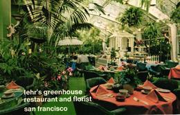 ETATS UNIS - LEHR'S GREENHOUSE RESTAURANT AND FLORIST SAN FRANCISCO - Etats-Unis