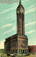 ETATS UNIS - NEW YORK SINGER BUILDING - NY - New York