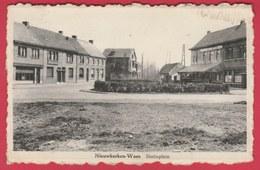 Nieuwkerken-Waes - Statieplein  ( Verso Zien ) - Sint-Niklaas