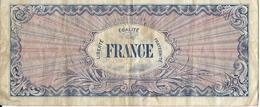 6-FRANCIA WW2-50 FRANCHI-PARIGI APPENA LIBERATA-STAMPATA DA AMERICANI SU TIPO DOLLARO - 1871-1952 Frühe Francs Des 20. Jh.