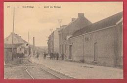 Goé-Village - Arrêt Du Vicinal ( Voir Verso ) - Limbourg