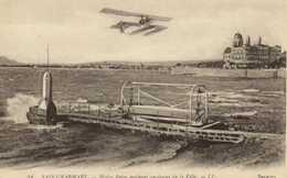 SAINT RAPHAEL Hydre Avion Evoluant Au Dessus De La Ville RV - Meetings