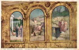 ETATS UNIS - BOSTON PUBLIC LIBRARY PHILOSOPHY ASTRONOMY HISTORY - Etats-Unis