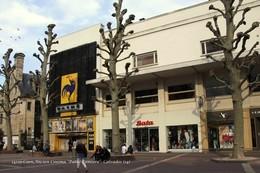 Caen (14)- Ancien Cinéma (Edition à Tirage Limité) - Caen