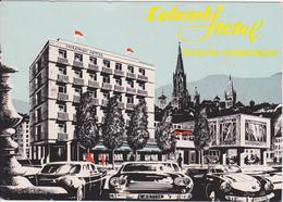 ALLEMAGNE - FREIBURG Freibourg / Schwarzwald - Colombi Hotel Vieilles Automobiles Auto - Freiburg I. Br.