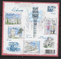 Capitales Européennes. Lisbonne - France