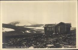Cp Qeqertarsuaq Grönland Dänemark, Rollstoneboden Med Snehaetten - Dänemark