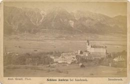 Photo Amras Innsbruck In Tirol, Schloß - Cartes Postales