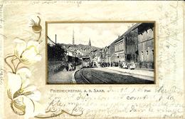 FRIEDRICHSTHAL. A.D. SAAR  N°6005 - Germany