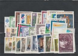 Jahrgang 1982 Kpl. Postfrisch - Günstig - Österreich