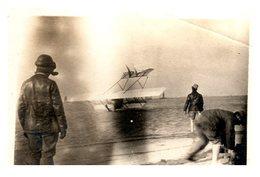 -PHOT.MIL.Aviation Militaire-Accidents.Lot De 3 Photos.(J.) - Aviation