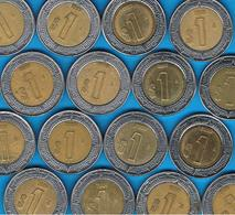 MEXICO -  1  Peso 2004  KM603 - México