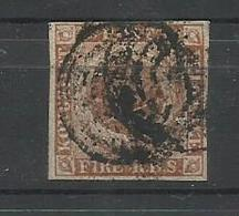 DINAMARCA YVERT 2 - 1851-63 (Frederik VII)