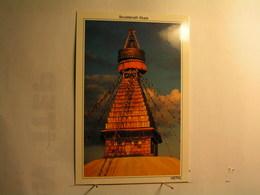 Bouddanath Stupa - Népal