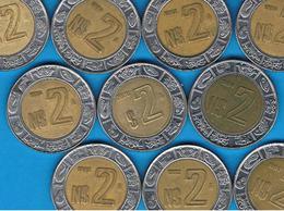 MEXICO -  2 Nuevos Pesos  1995  KM551 - México