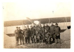 -PHOT.MIL.Aviation Militaire-AVIATEURS-Lot De 3 Photos.(K.) - War, Military