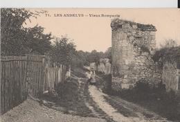 LES ANDELYS  - VIEUX REMPARTS - Les Andelys