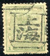 VA842 CHINA CINA 1885 Piccolo Drago, Mi 4A, Usato Con Bell'annullo, Ottime Condizioni, Small Dragon, Nice Cancel, Fine C - Cina