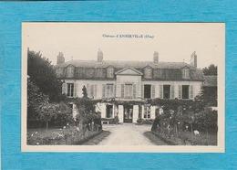 Château D'Anserville. - France