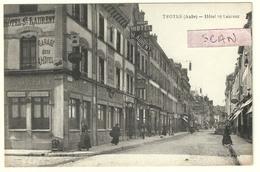 Troyes : Hôtel St-Laurent - Troyes