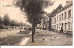 9 LOCHRITY LOCRISTI  HET GEMEENTEHUIS 1921 Stempel Druk V Renterghem-Huyghe 1048 /d1 - Lochristi