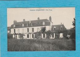 Château D'Anserville - Côté Ouest. - France
