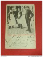 LEOPOLDSBURG - CAMP DE BEVERLOO ?  - Bataillon D'administration - Infirmiers   -  1903 - Leopoldsburg (Camp De Beverloo)