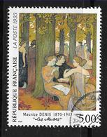 FRANCE 2832 Les Muses Tableau Par Maurice Denis - Francia