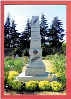 MAINVILLIERS MONUMENT AUX MORTS GUERRE 1914 1918 WWI CARTE EN TRES BON ETAT - France
