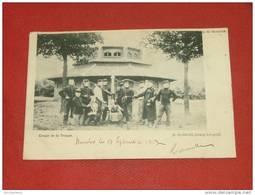 LEOPOLDSBURG - CAMP DE BEVERLOO -  Cirque De La Troupe  - 1903  - - Leopoldsburg (Camp De Beverloo)