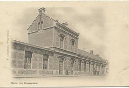 Statie Van Waereghem  (638) - Waregem