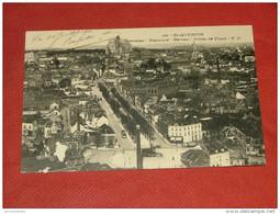 SAINT  QUENTIN  -  Panorama - Basilique - Beffroi - Hôtel De Ville     -  1912  - - Saint Quentin