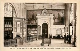 La Rochelle * La Gare * La Salle Des Pas Perdus - La Rochelle