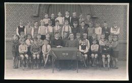 DEINZE  SINT HENDRIKSGESTICHT  SCHOOLJAAR 1938 - Deinze