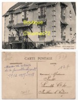 1185, Manche, Réville, Leboux 57, Villa De La Roque Jaune, Rare - Autres Communes