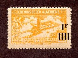 Algérie Colis Postaux  N°204b N** LUXE  Cote 15 Euros !!!RARE - Algérie (1924-1962)