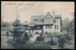 RONSE   CHALET DE BROECKE - Renaix - Ronse