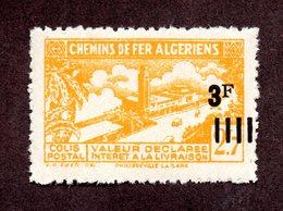 Algérie Colis Postaux  N°206b N** LUXE  Cote 15 Euros !!!RARE - Colis Postaux